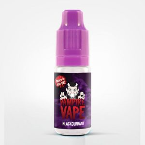 Vampire Vape Blackcurrant