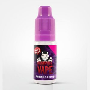 Vampire Vape Rhubarb and Custard