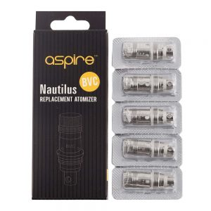 Nautilus Replacement Coils by Aspire   buy now at true-vape.com