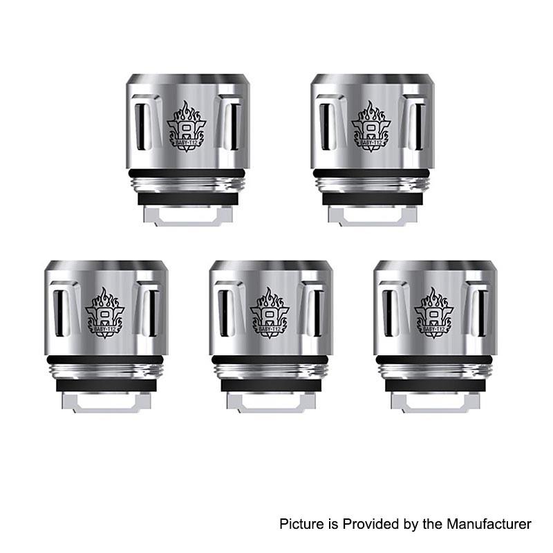 Smok V8 Baby Prince T12 Coils - True Vape Ltd