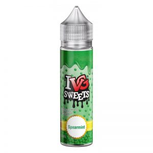 ivg sweets spearmint 50mlSpearmint Millions shortfill e-liquid by IVG Sweets is a sweet shop blend with a cooling kick. The spearmint taste, featuring peppery and floral notes, is paired with a sweet candy layer for a refined vape.
