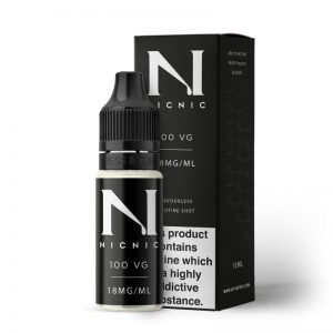 Nic Nic 100 vg-18mg.buy now true-vape.com