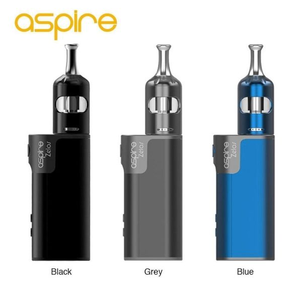 The Aspire Zelos 2 vape kit is a versatile kit that is recommended for users of all experience levels. Powered by a 2500mAh built-in battery and a 50W max output it can be used for both mouth to lung and direct to lung vaping, so it can be configured to suit your needs. Completing this kit is the Nautilus 2s tank which features adjustable airflow and will hold up to 2ml of e-liquid.