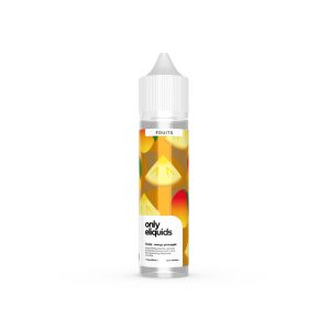 only e liquids-mango pineapplepunchy fresh pineapple and creamy sweet mango to keep things smooth, it's the only taste of the exotic you'll ever need!