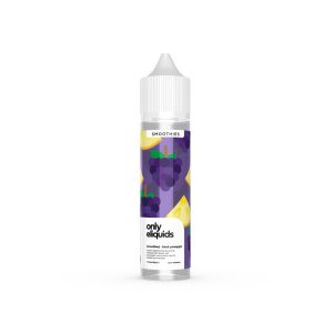 only eliquids-black pineapple-blackcurrants whizzed with a sweet, tart pineapple.a smoothie treat to awaken your senses