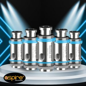 aspire nautilus xs replacement coils-0.7ohm mesh coils to be used in the xs tank and also the original nautilus x tank