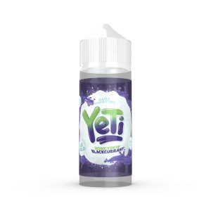 Honeydew Blackcurrant by Yeti eLiquid | 100ml Shortfill - An ice cold blend of light honeydew melons backed up by a rich and juicy blackcurrant, Yeti eliquids have nailed this fruity vape juice combo