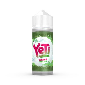 yeti liquids-watermelon-100mlThe Yeti is smashing together the taste of summer and winter with this deliciously frozen fruit eliquid full of watermelon slices!