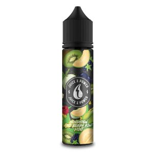 juice n power-honeydew berry kiwi mint-50mlJuice N Power bring you the best flavours out of the UK, with Honeydew & Kiwi Berry Mint being a delicious honeydew melon blended in with a handful of gorgeous mixed berries topped with soft kiwi and a refreshing mint.