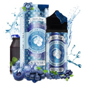 just jam blueberry jam 100mlFeaturing the ripest pressed blueberries, mixed with that unmistakable Just Jam signature flair, this flavour is set to take the market by storm!available@true-vape.com