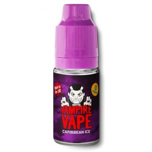 Caribbean Ice e-liquid is a fresh, sweet flavour. Tropical juicy mango has been skilfully blended with refreshing coconut and mixed with an icy menthol kick. This chilling exotic fruit fusion with a long lasting aroma has been replicated perfectly with an intense kick from first inhale right through to the after taste.