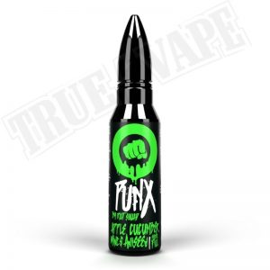 Apple cucumber mint & aniseed   Punx by Riot Squad   50ml   Buy Now at true-vape.com