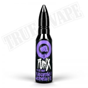 Blackcurrant Watermelon | Punx by Riot Squad | 50ml | buy now at true-vape.com