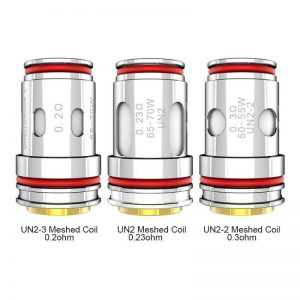 Uwell Crown 5 Replacement Coils.Buy Now at true-vape.com