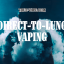direct to lung vaping