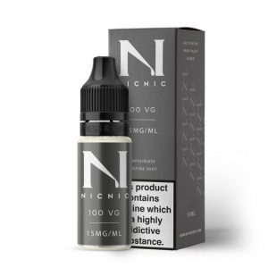 Nic Nic 15mg-100%vg Shot-buy now true-vape.com