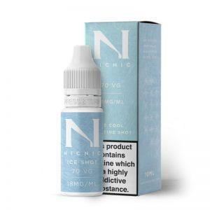 Nic Nic Ice Shot.18mg.buy now true-vape.com