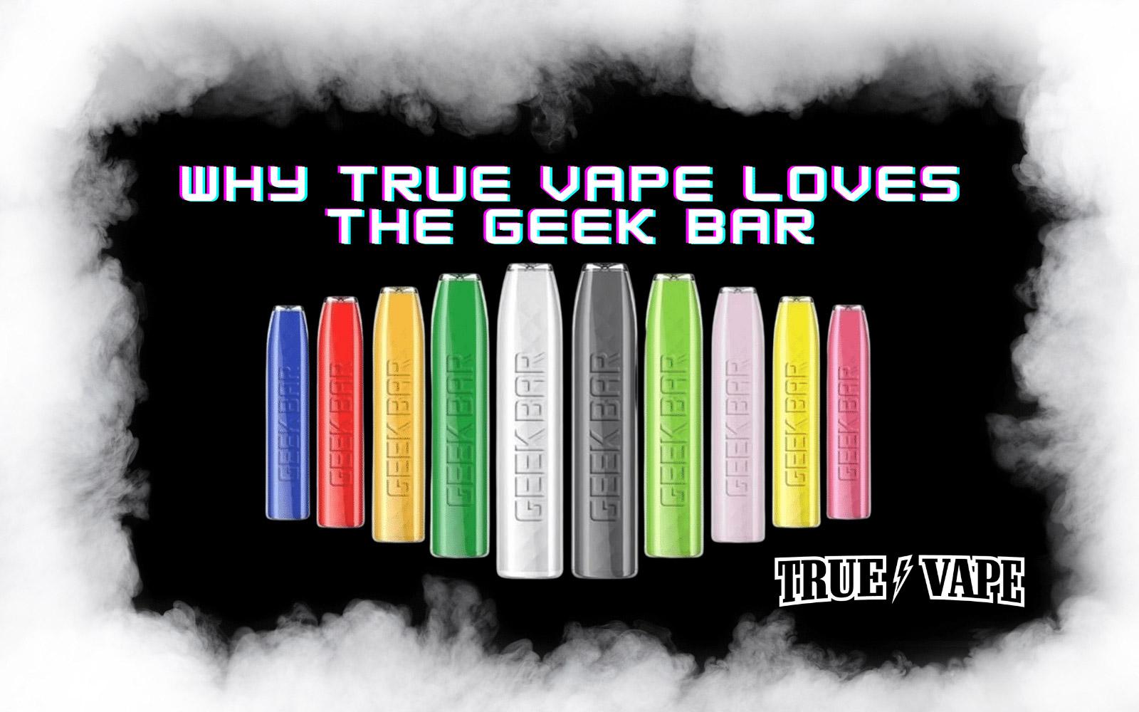 geek bar disposable vape